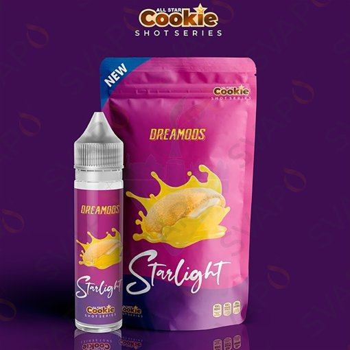 DREAMODS - ALL STAR COOKIE - STARLIGHT Shot Series 20 ML