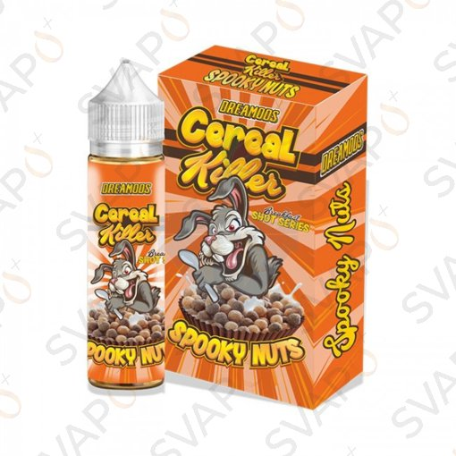 DREAMODS - CEREAL KILLER SPOOKY NUTS  Shot Series 20 ML