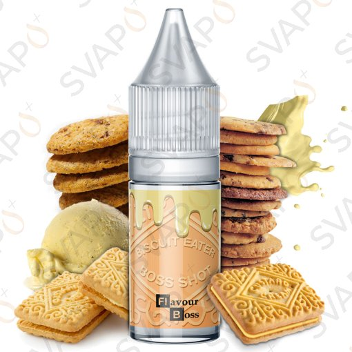 FLAVOUR BOSS - BISCIUT EATER Aroma Concentrato 10 ML