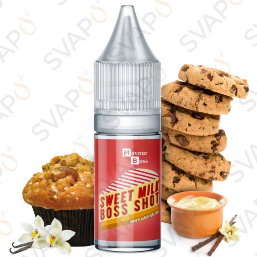 FLAVOUR BOSS - SWEET MILK Aroma Concentrato 10 ML