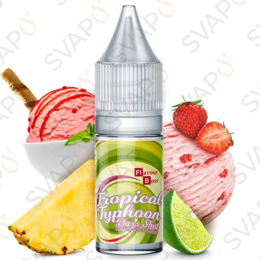 FLAVOUR BOSS - TROPICAL TYPHOON Aroma Concentrato 10 ML