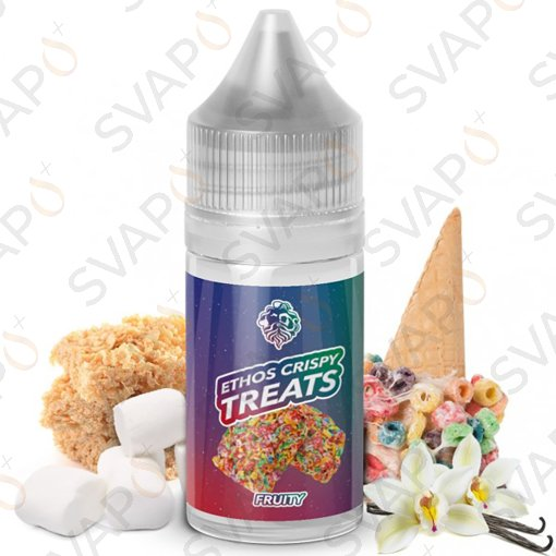 -ETHOS VAPORS - CRISPY TREATS FRUITY Shot Series 20 ML