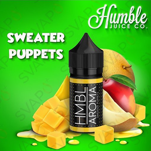 AROMI - AROMI CONCENTRATI 30 ML - HUMBLE JUICE  - SWEATER PUPPETS AROMA CONCENTRATO 30 ML