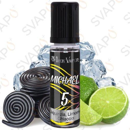 IRON VAPER - MICHAEL 5 Aroma Concentrato 15 ML
