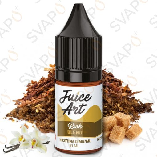 JUICE ART - RICH BLEND - LIQUIDO PRONTO 10 ML