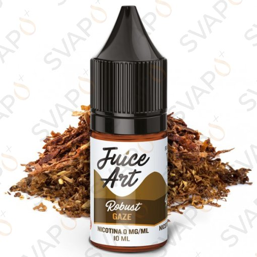 JUICE ART - ROBUST GAZE - LIQUIDO PRONTO 10 ML