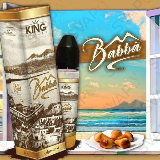 -KING LIQUID - BABBA Shot Series 20 ML
