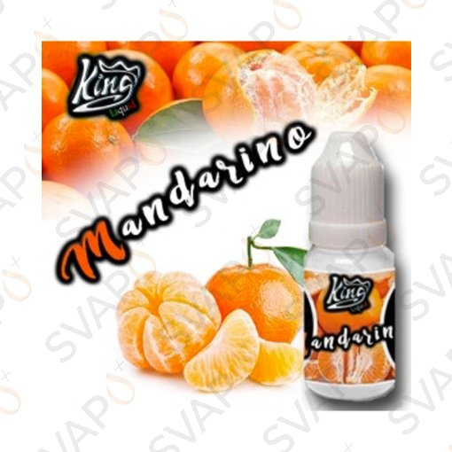 KING LIQUID - MANDARINO Aroma Concentrato 10 ML