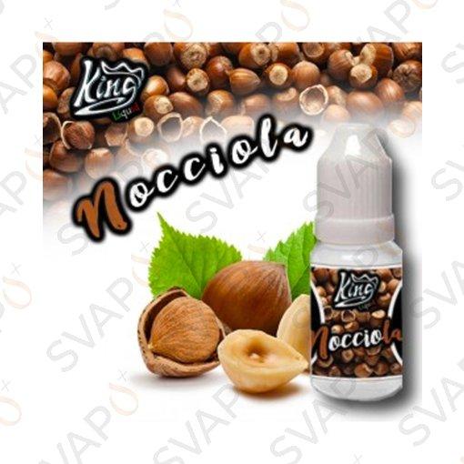 KING LIQUID - NOCCIOLA Aroma Concentrato 10 ML