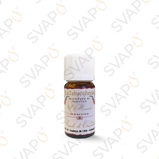 LA TABACCHERIA - I MACERATI - ASSOLO DI BLACK CAVENDISH Aroma Concentrato 10 ML