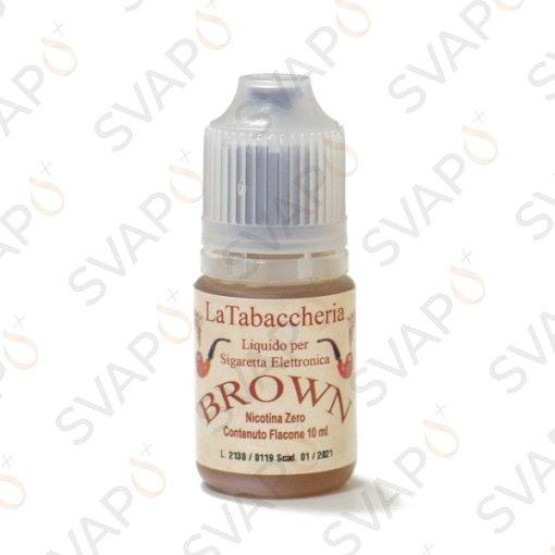 LA TABACCHERIA - BROWN 10 ML