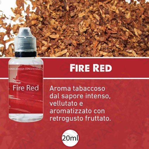 LOP - FIRE RED Aroma Concentrato 20 ML