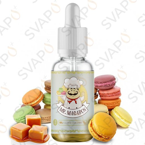 -MAD HATTER - SALTED CARAMEL Mix Series 50 ML