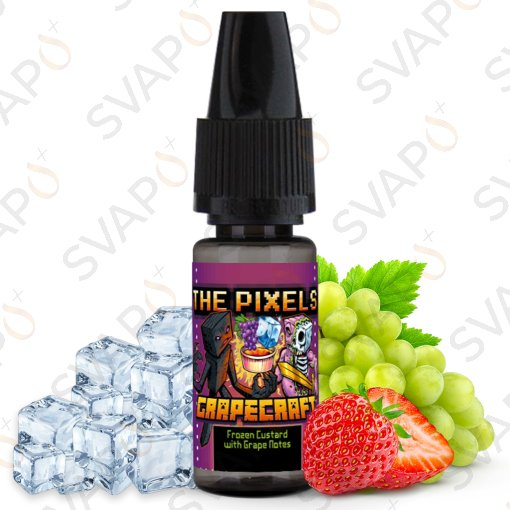 PIXELS FLAVOUR - GRAPECRAFT Aroma Concentrato 10 ML