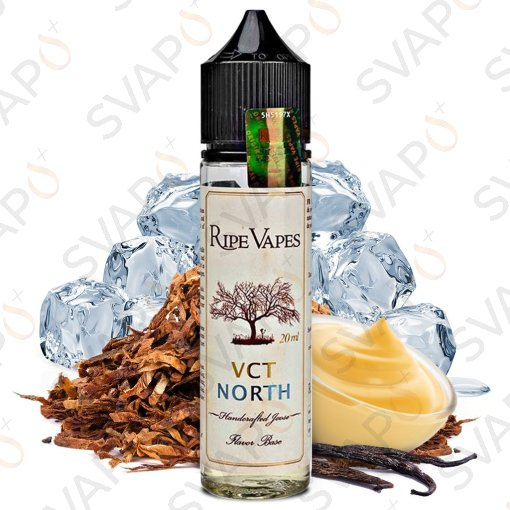 RIPE VAPES - VCT NORTH Shot Series 20 ML