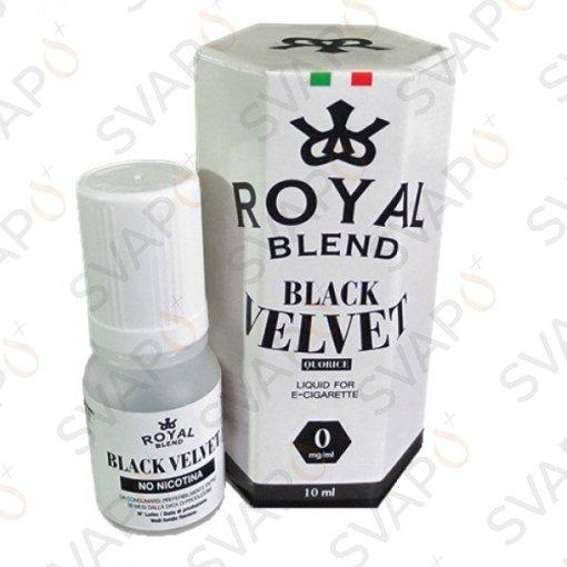 ROYAL BLEND - BLACK VELVET 10 ML