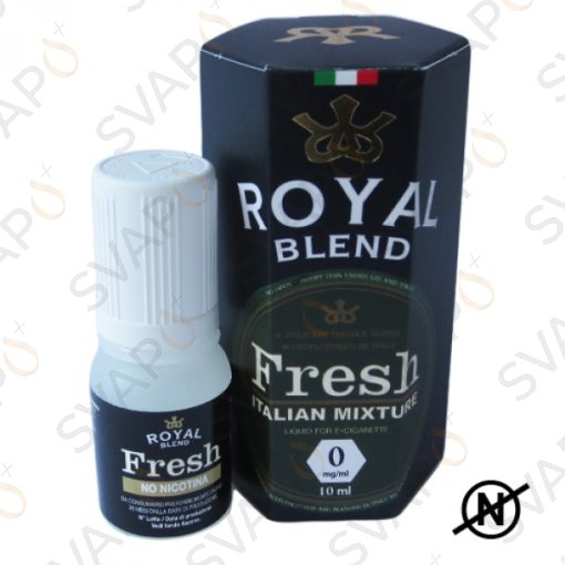 ROYAL BLEND - TOBACCO FRESH 10 ML