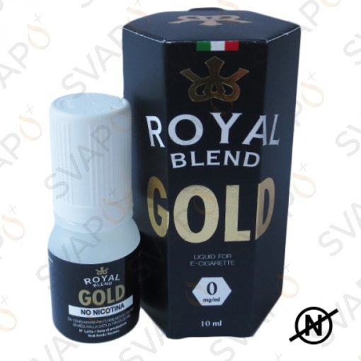 ROYAL BLEND - TOBACCO GOLD 10 ML