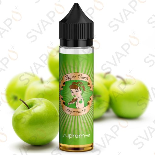 SUPREM-E - APPLE BOMB Shot Series 20 ML