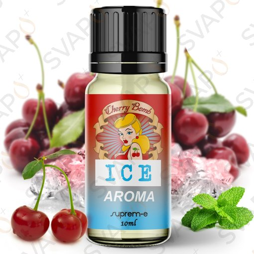 SUPREM-E - CHERRY BOMB ICE Aroma Concentrato 10 ML