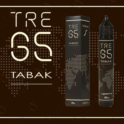 -SUPREM-E - TRE65 TABAK Mix Series 20 ML