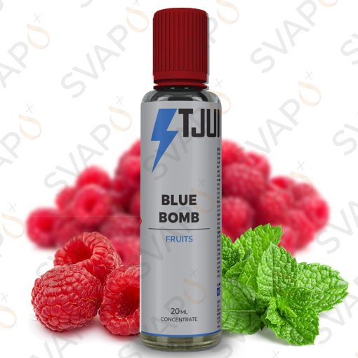 T JUICE - BLUE BOMB Shot Series 20 ML