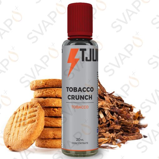 T JUICE - TOBACCO CRUNCH Shot Series 20 ML