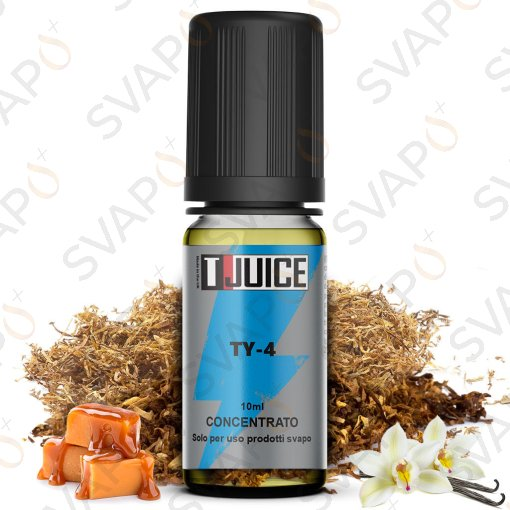 T-JUICE - TY4 Aroma Concentrato 10 ML