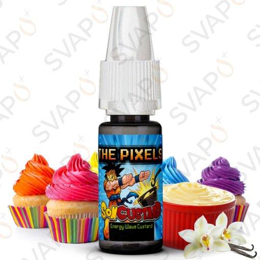 THE PIXELS - SONCUSTARD Aroma Concentrato 10 ML