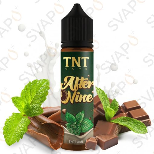 -TNT VAPE - AFTER NINE Shot Series 20 ML