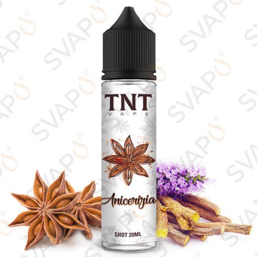 TNT VAPE - ANICERIZIA Shot Series 20 ML