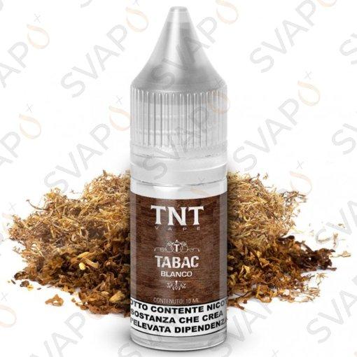 TNT VAPE - TABAC BLANCO 10 ML