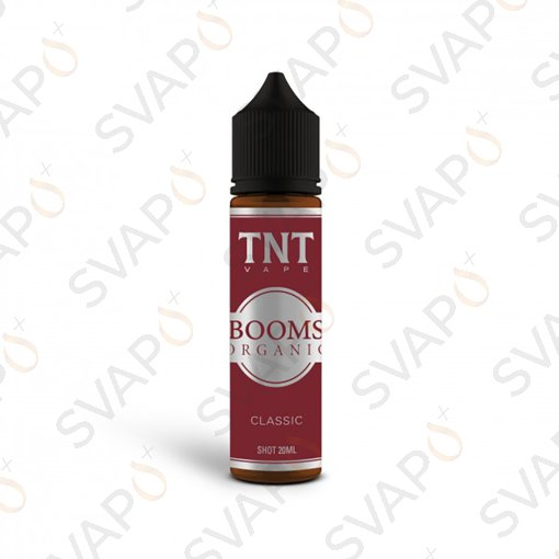 -TNT VAPE - BOOMS ORGANIC CLASSIC Shot Series 20 ML