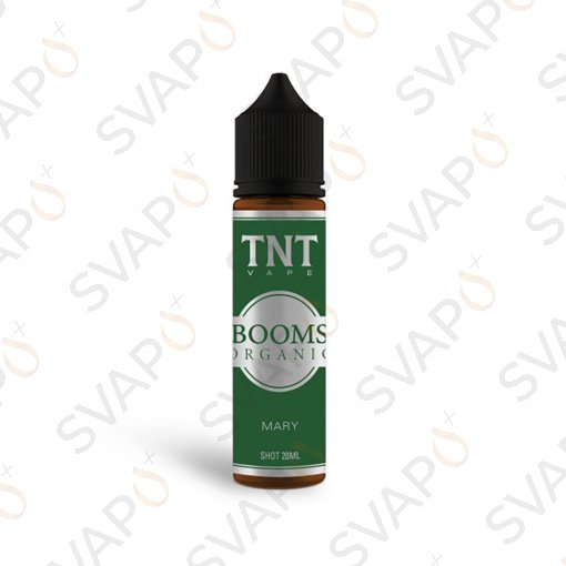 -TNT VAPE - BOOMS ORGANIC MARY Shot Series 20 ML