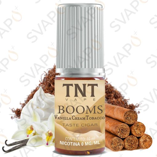 TNT VAPE - BOOMS VCT 10 ML
