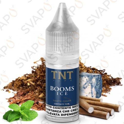 TNT VAPE - BOOMS ICE 10ML