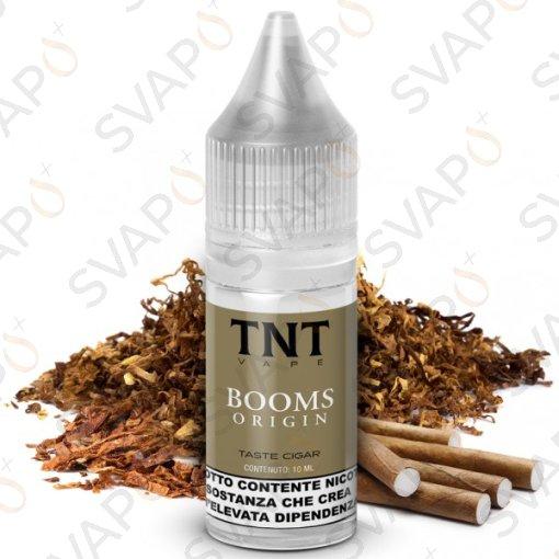 TNT VAPE - BOOMS ORIGIN 10 ML