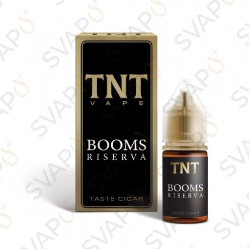 TNT VAPE - BOOMS RESERVE 10 ML