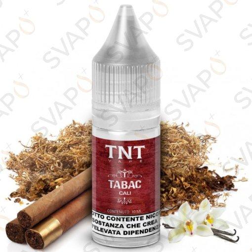 TNT VAPE - TABAC CALI 10 ML