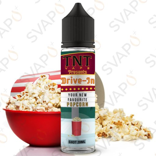 TNT VAPE - DRIVE IN Shot Series 20 ML