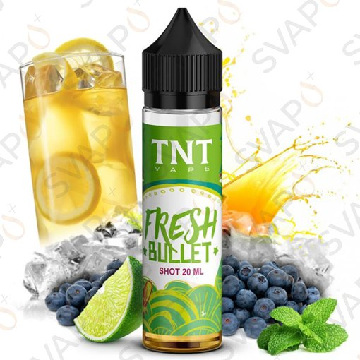 -TNT VAPE - FRESH BULLET 2040 Shot Series 20 ML