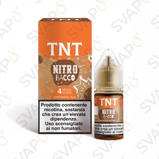 TNT VAPE - NITRO BACCO 10 ML