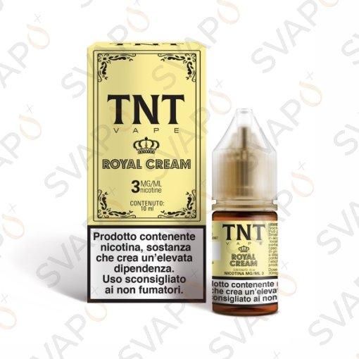 TNT VAPE - ROYAL CREAM 10 ML