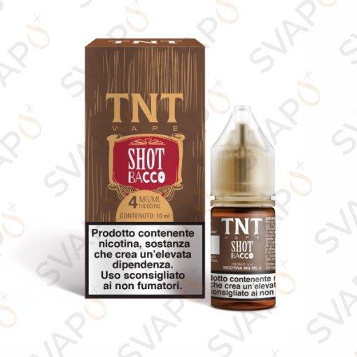 TNT VAPE - SHOT BACCO 10 ML