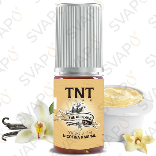 TNT VAPE - THE CUSTARD 10 ML