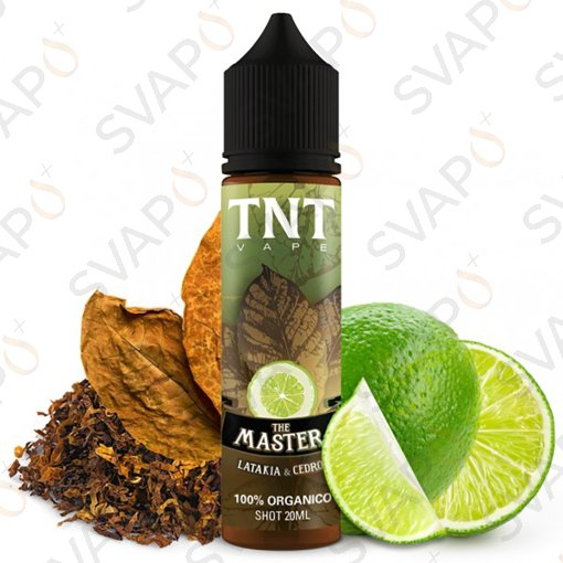 -TNT VAPE - THE MASTER Shot Series 20 ML