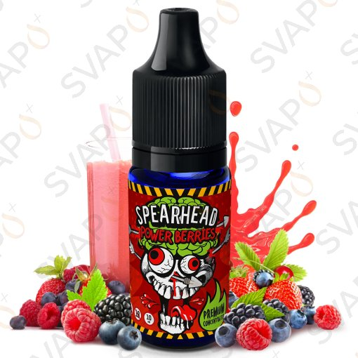 VAPE CHILL PILL - POWER BERRIES Aroma Concentrato 10 ML
