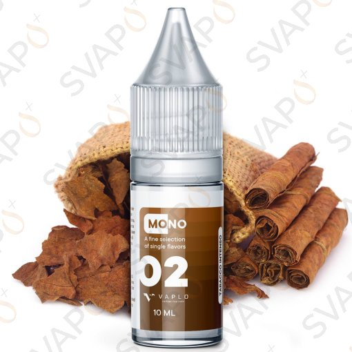 VAPLO - MONO - 02 TABACCO INTENSO Aroma Concentrato 10 ML