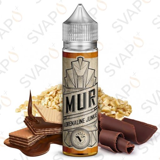 VAPLO - MUR - ADRENALINE JUNKIE Mix Series 50 ML