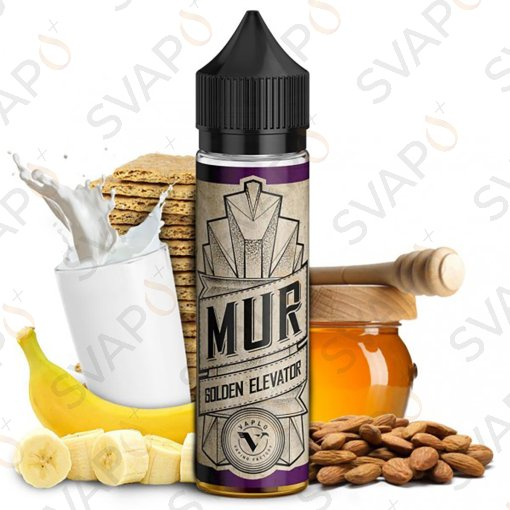 -VAPLO - MUR - GOLDEN ELEVATOR Shot Series 20 ML